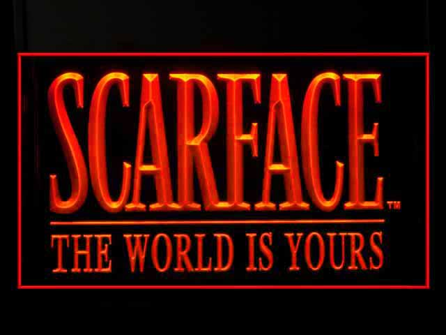 Scarface Neon Light Sign