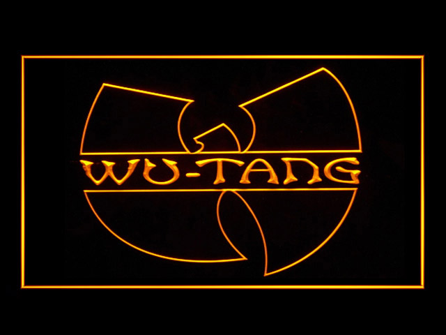 Wu Tang Display Led Light Sign