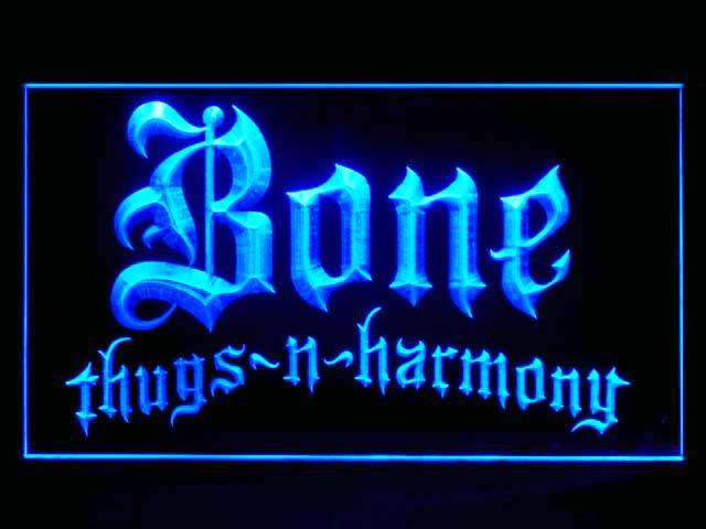 Bone thugs Harmony Display Led Light Sign