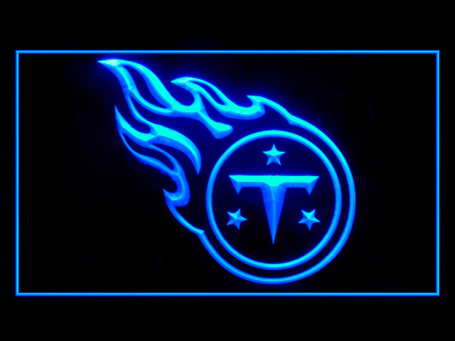 Tennessee Titans Cool Display Shop Neon Light Sign