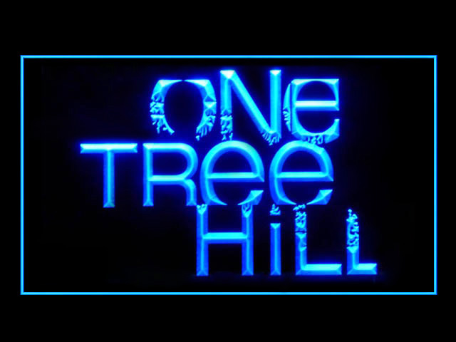 One Tree Hill Display Led Light Sign