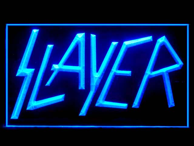 Slayer Display Led Light Sign