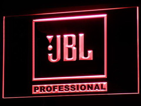 JBL Professional LED Neon Sign