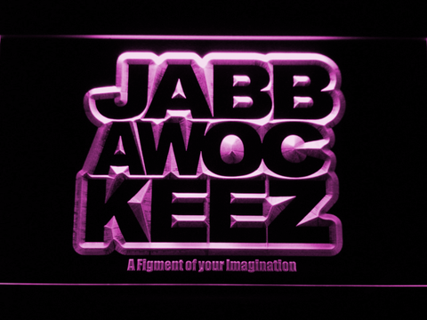 Jabbawockeez LED Neon Sign