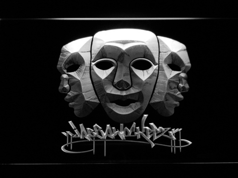 Jabbawockeez Masks LED Neon Sign