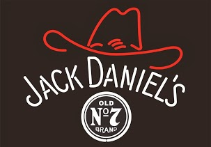 Jack Daniels Old No7 Hat Classic Neon Light Sign 17 x 14