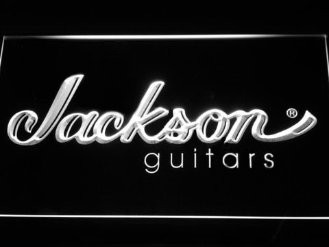 Jackson Guitars LED Neon Sign