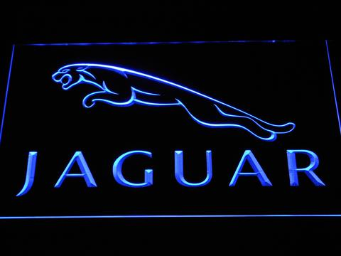 Jaguar LED Neon Sign