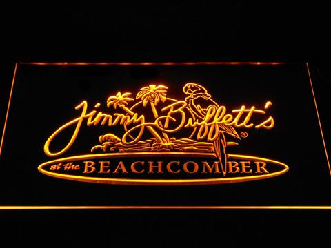 Jimmy Buffett's Beachcomber LED Neon Sign