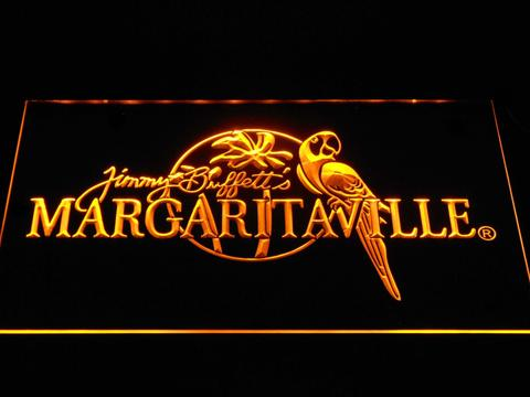 Jimmy Buffett's Margaritaville LED Neon Sign