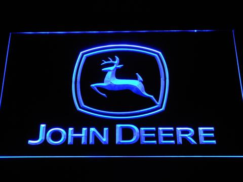 John Deere LED Neon Sign