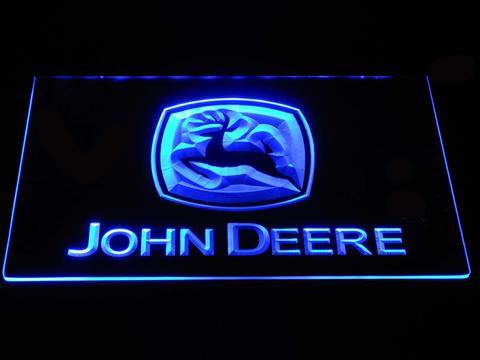 John Deere Logo LED Neon Sign