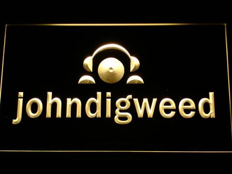 John Digweed LED Neon Sign