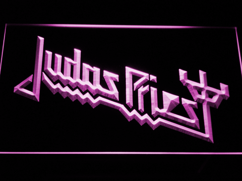 Judas Priest LED Neon Sign