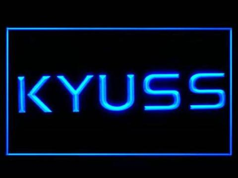 KYUSS 2 LED Neon Sign
