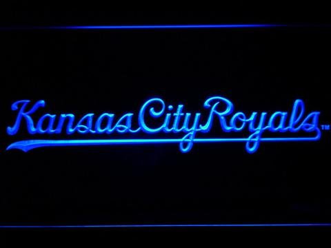 Kansas City Royals 1969-2001 LED Neon Sign