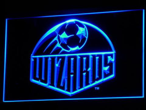 Kansas City Wizards LED Neon Sign