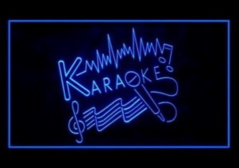 Karaoke Bar LED Neon Sign