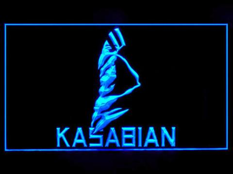 Kasabian LED Neon Sign
