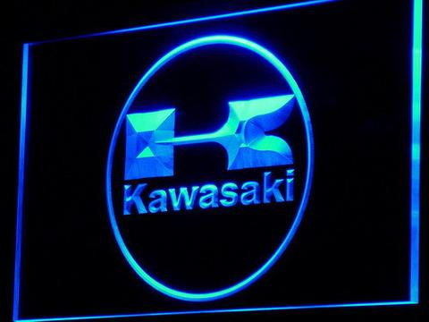 Kawasaki LED Neon Sign