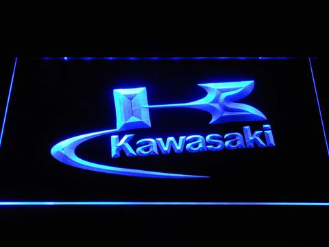Kawasaki Logo LED Neon Sign