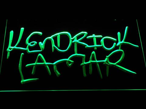 Kendrick Lamar LED Neon Sign
