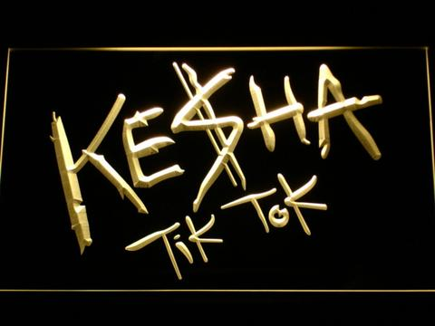 Kesha Tik Tok LED Neon Sign