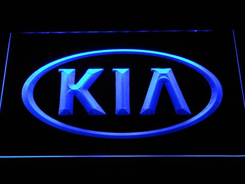 Kia LED Neon Sign