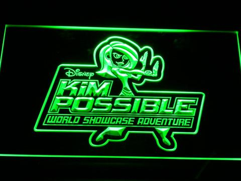 Kim Possible LED Neon Sign