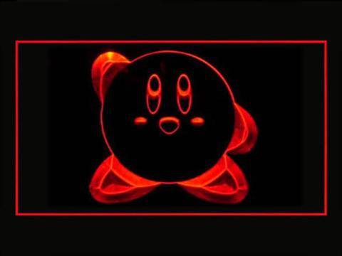 Kirby LED Neon Sign