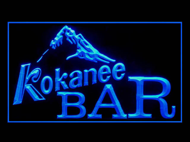 Kokanee BAR Beer Neon Light Sign
