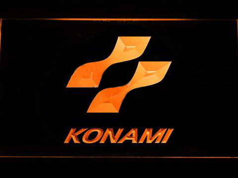 Konami LED Neon Sign