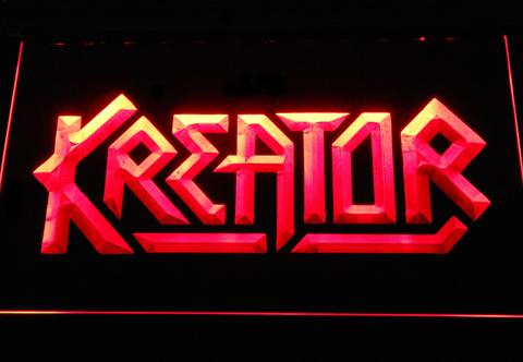 Kreator LED Neon Sign