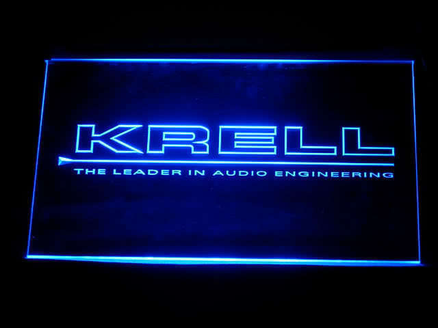 Krell LED Light Sign