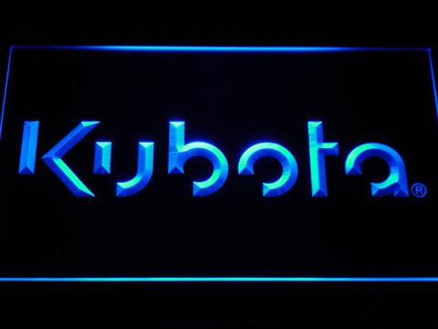 Kubota LED Neon Sign