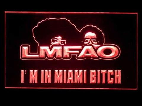 LMFAO LED Neon Sign