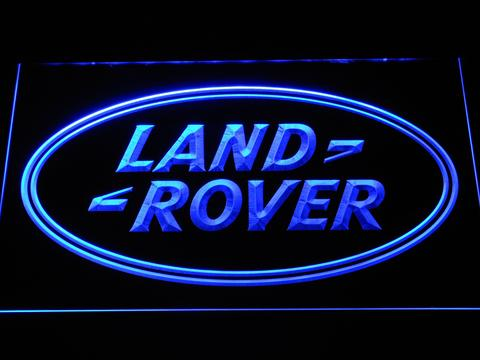 Land Rover LED Neon Sign