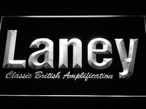 Laney Amplification LED Neon Sign
