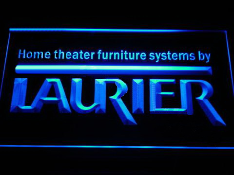 Laurier 1 LED Neon Sign