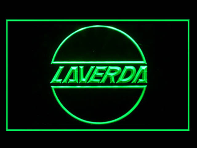 Laverda Scooter LED Light Sign