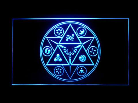 Legend Of Zelda Triforce LED Neon Sign