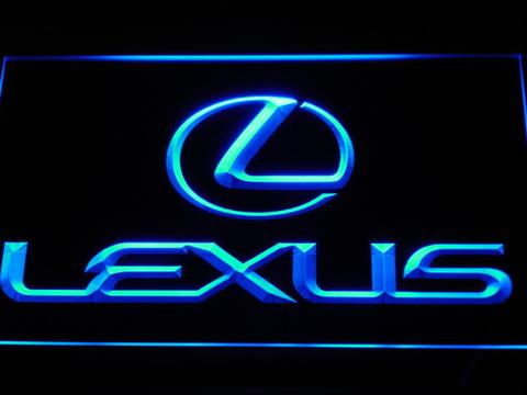 Lexus LED Neon Sign
