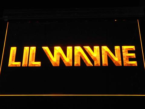 Lil Wayne LED Neon Sign