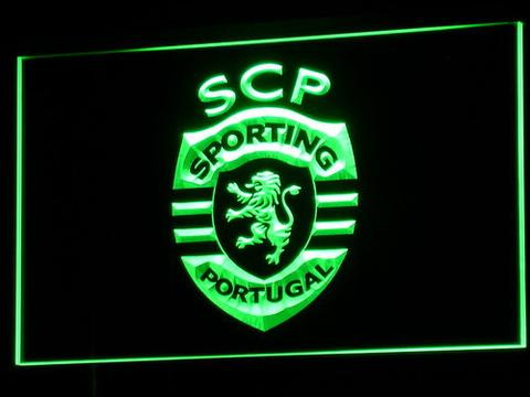 Lisbon Sporting Clube de Portugal LED Neon Sign