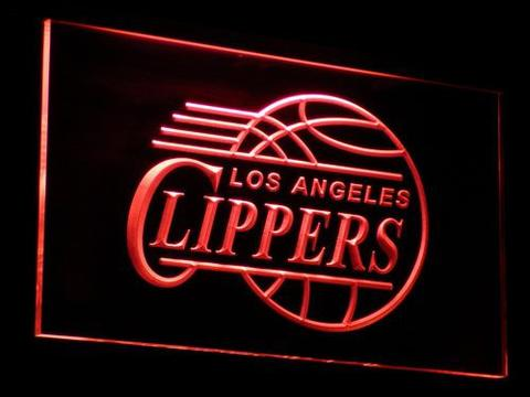 Los Angeles Clippers LED Neon Sign