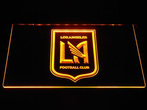 Los Angeles Football Club LED Neon Sign