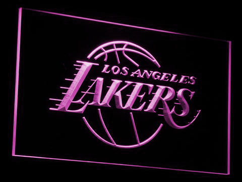 Los Angeles Lakers LED Neon Sign