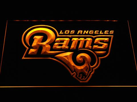 Los Angeles Rams LED Neon Sign