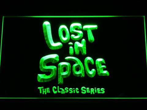 Lost in Space 1960s LED Neon Sign