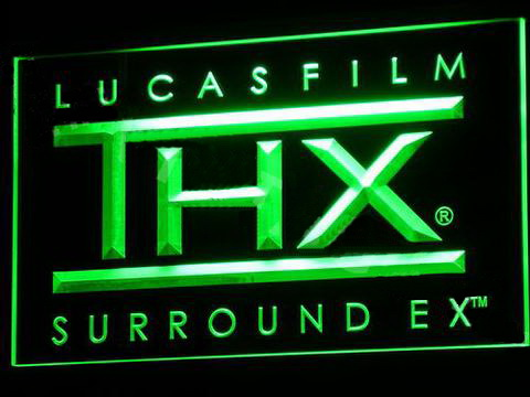 Lucas Film THX Sound LED Neon Sign